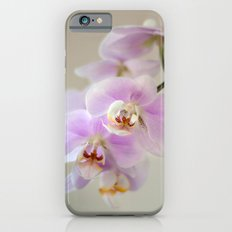 orchid close up Slim Case iPhone 6s
