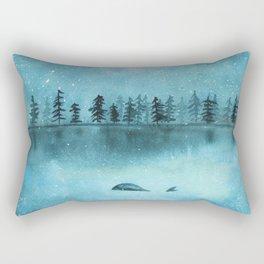 Stars don't judge Rectangular Pillow