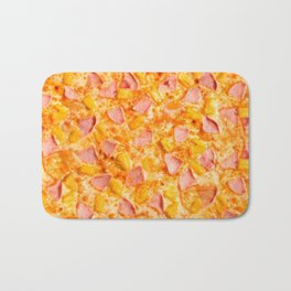 Pineapple Pizzas are People Too. Bath Mat