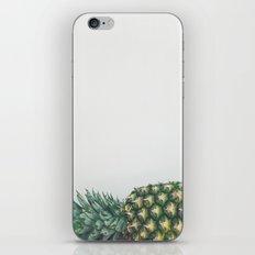 Fallen Pineapple iPhone Skin