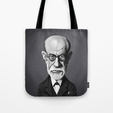 Sigmund Freud Tote Bag
