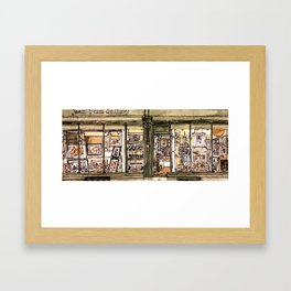 Gallery_1_windows Framed Art Print