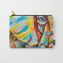 Elephant's eye Carry-All Pouch