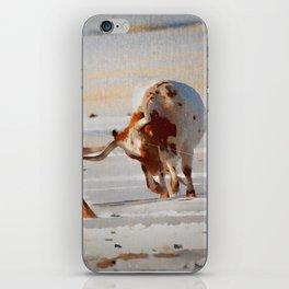 Texas Longhorns iPhone Skin