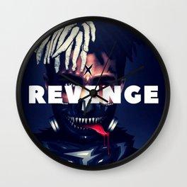 Revenge - XXXtentacion Wall Clock