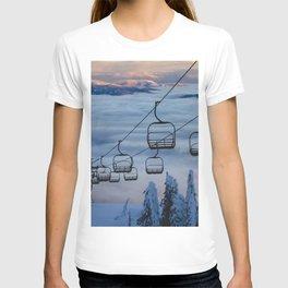 LAST CHAIR T-shirt