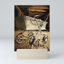 Stroller Mini Art Print