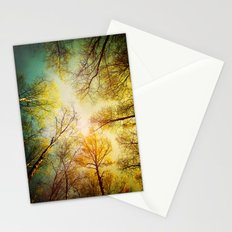 Rest in the forest Stationery Cards