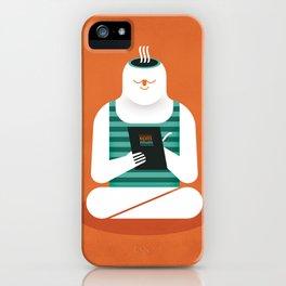 Songe iPhone Case