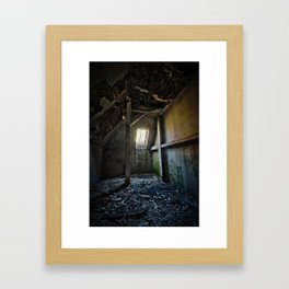 Rafters Framed Art Print