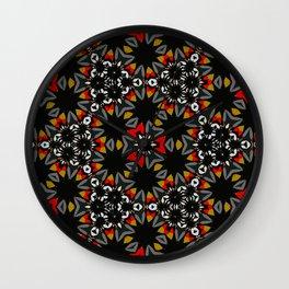 KALÒS EÎDOS XV Wall Clock