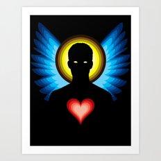 Love of the Loveless Art Print