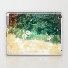 A place of flowers Laptop & iPad Skin