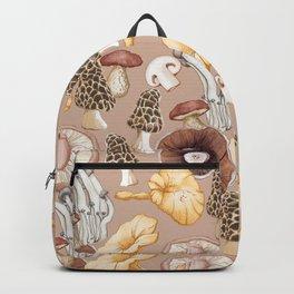 Mushroom Lovers Pattern Backpack