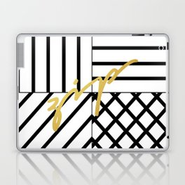 Zip Laptop & iPad Skin