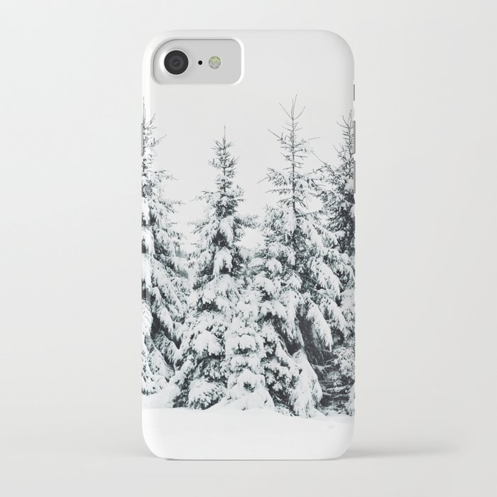 snow porn iphone case