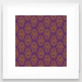 Hamsa I Framed Art Print