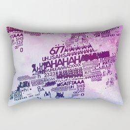 TYPE_06 Rectangular Pillow
