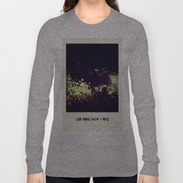 LCD Soundsystem Final Show Long Sleeve T-shirt