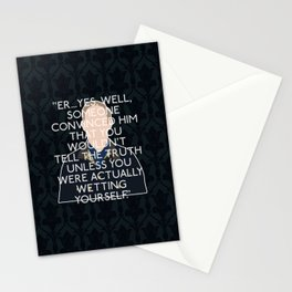 The Final Problem - John Watson Stationery Cards