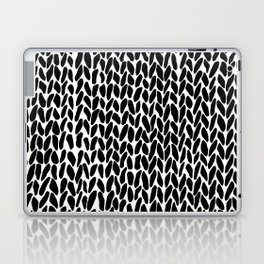 Hand Knit Zoom Laptop & iPad Skin