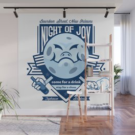 Night of Joy Wall Mural