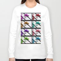 poem Long Sleeve T-shirts featuring Floral poem by RicardMN Photography