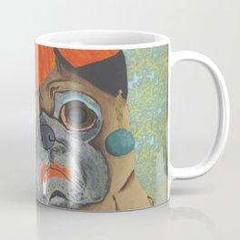 Joan the Pug Coffee Mug