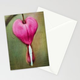 My Heart Bleeds Stationery Cards