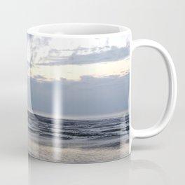 Reculver Bay at Sunset Coffee Mug