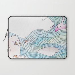 Bear Adventures Laptop Sleeve