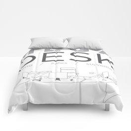 MEGA DESK Comforters