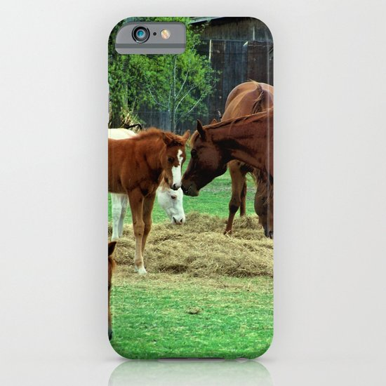 A Mothers Love iPhone & iPod Case
