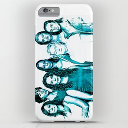 Wentworth Inmates iPhone Case