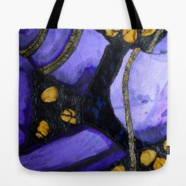 Laced Belle Tote Bag