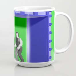 Inside Impossible Mission Coffee Mug