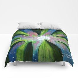 Moonlight Meeting Comforters