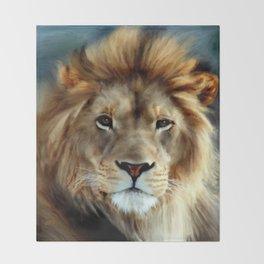 LION - Aslan Throw Blanket