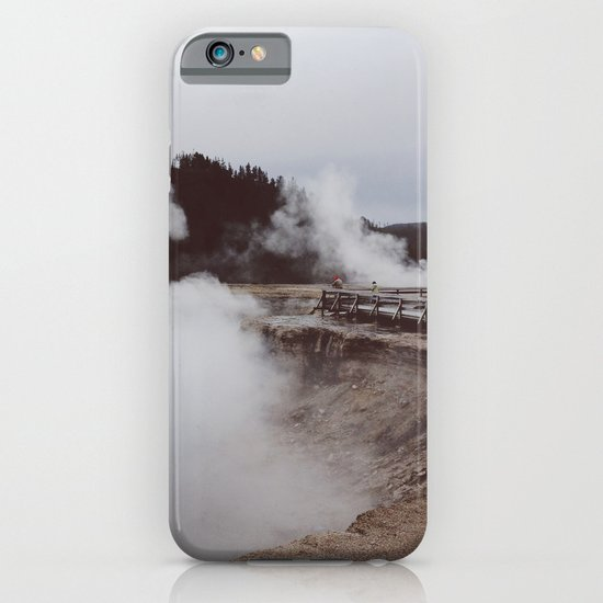 Excelsio Geyser Crater iPhone & iPod Case