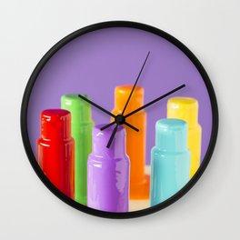 PAIN DIPS 2 Wall Clock