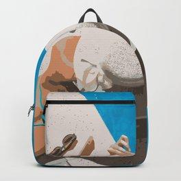Poolside Babe Backpack