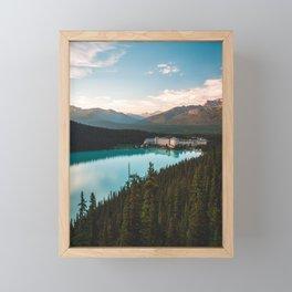Lake Louise Framed Mini Art Print