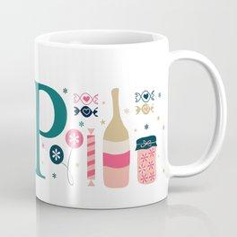 P type Coffee Mug