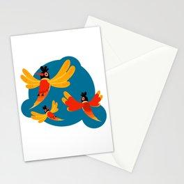 Birds Stationery Cards
