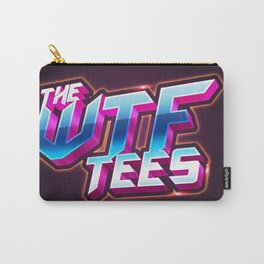 WTF tees Carry-All Pouch