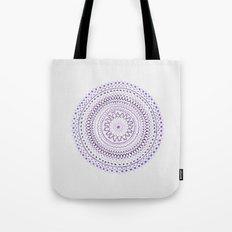 Mandala Smile C Tote Bag