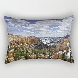 Bryce Canyon Utah Rectangular Pillow