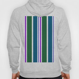 Stripes in colour 3 Hoody