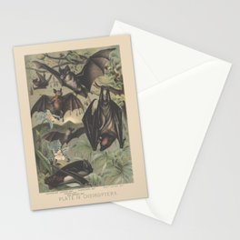 Chiroptera Stationery Cards