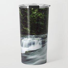 Szklarka creek - Landscape and Nature Photography Travel Mug
